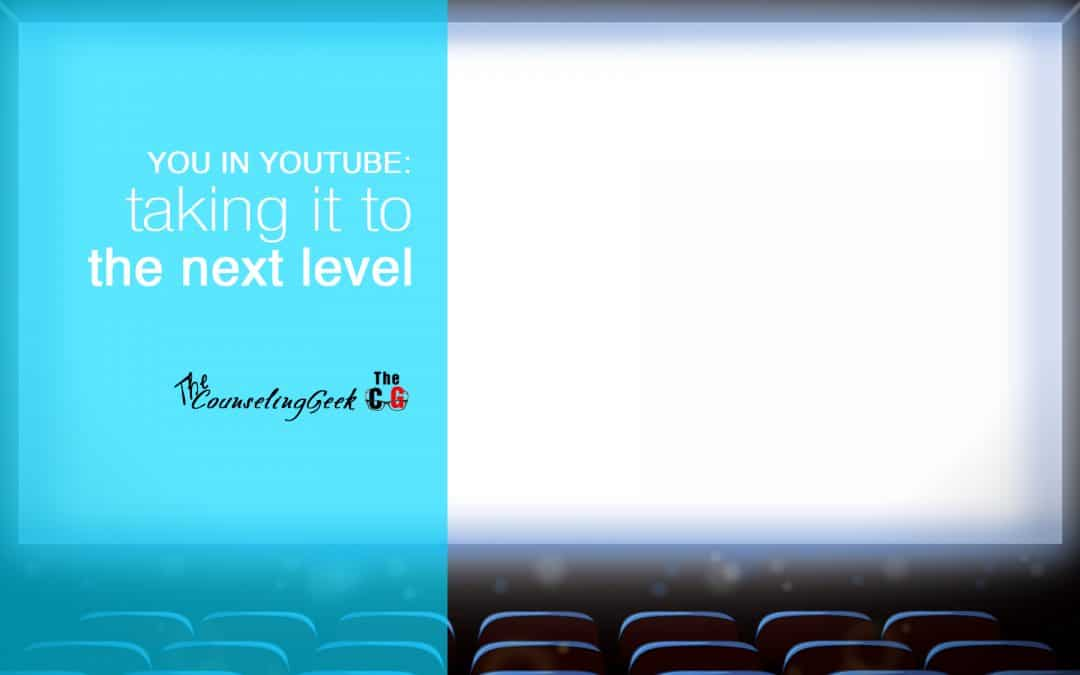 Putting the You in YouTube: Taking It To The Next Level