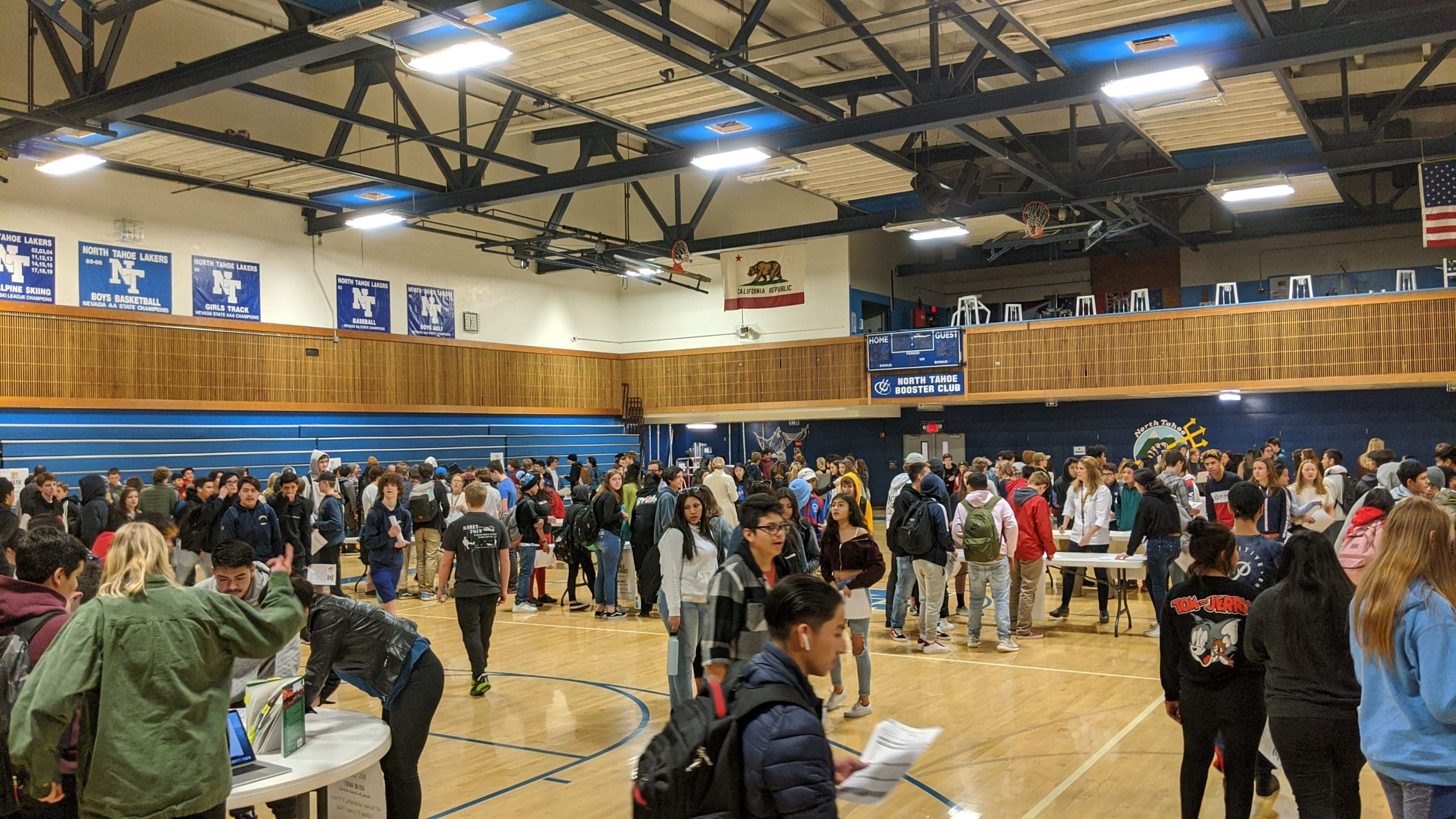 High School Tips: Running Your First Course Fair 9 on The Counseling Geek