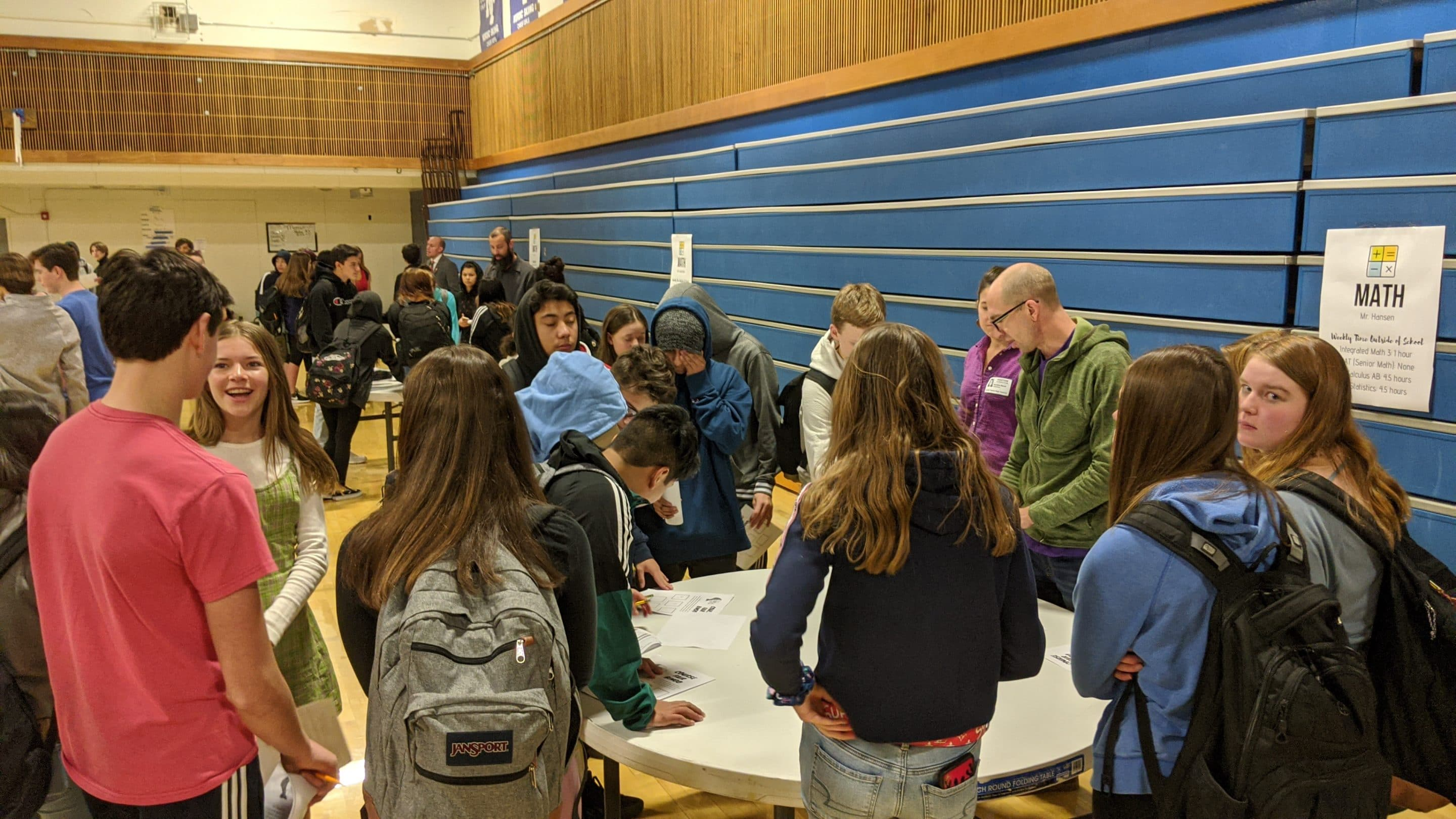High School Tips: Running Your First Course Fair 7 on The Counseling Geek